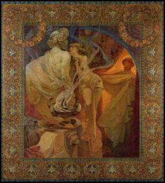 Quo Vadis, Alphonse Mucha.1902