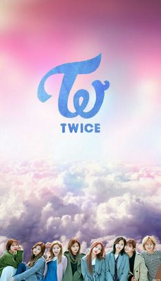 Twice on clouds Twice Wallpaper, Tzuyu Wallpaper, K Wallpaper, Taemin, K Pop, Twice Group, Twice Album, Twice Fanart, Twice Once