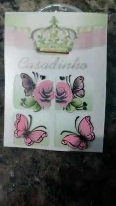 Erika, Beauty Nails, Animals, Nail Stickers, Decorative Stickers, Nail Jewels, Nail Arts, Nail Bling, Nail Ideas