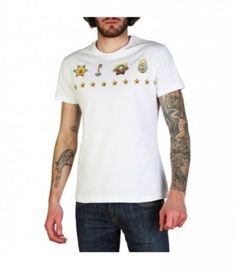 T-shirt Versace Jeans Versace Jeans, Clothing, Mens Tops, T Shirt, Fashion, Outfits, Supreme T Shirt, Moda, Tee Shirt