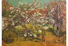 Monumental Painting by Curcuru on OneKingsLane.com amazing colors!