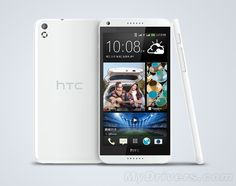 Alleged HTC Desire 8 Render Circulates the Web - http://www.aivanet.com/2014/02/alleged-htc-desire-8-render-circulates-the-web/