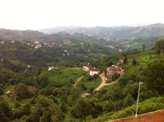 View from Abdik Hotel. Of, Trabzon