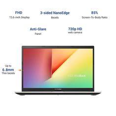 ASUS VivoBook Ultra 15 (2020) X513EA-EJ533TS Price in India Atm Card, Harman Kardon, Card Reader, Laptops, India, Tech, Goa India, Laptop, Indie