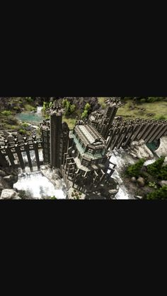 Base Building, Building Ideas, Ark Survival Evolved Tips, 7 Days To Die, Conan Exiles, City Photo, World, Minecraft, Nerdy