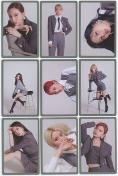 Kpop Girl Groups, Kpop Girls, Polaroid Decoration, Twice Photoshoot, Twice Group, Twice Fanart, Twice Album, Chaeyoung Twice, Kpop Posters