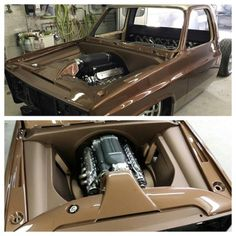 Hot Wheels - Wow our feed has blown up today with crazy C10 builds nearing completion like this beast owned by @lethalcx and getting some crazy fab completed by @hart_fab like this so sweet engine bay, how sweet right! source @hart_fab #chevrolet...