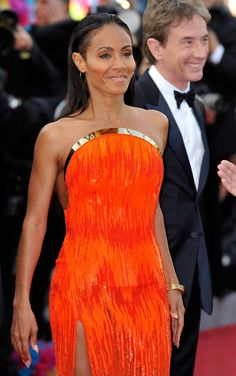 Jada Pinkett Smith and Martin Short at event of Madagascar 3: Europes Most Wanted