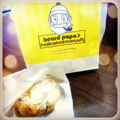 Sweet tooth? Walk to Beard Papa for a famous cream puff! 2130 Sawtelle Blvd #110, Los Angeles, CA 90025 (310) 479-6665