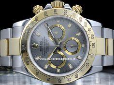 be11c0a1cb8 Rolex Daytona Ref. 16520-116520 Prezzo Daytona Rolex Acciaio Vendita Rolex  Daytona
