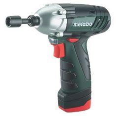 Metabo 6.00093.50 Power Impact 12 2 Akkus 1,5 Ah 10,8 V