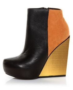 LOVE my new wedge booties (just ordered)
