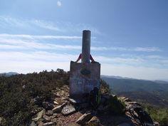 cima del monte elvira, en higueras,castellon