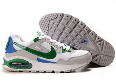 save off 2b921 df21f Find Womens Nike Air Max Skyline White Grey Green Blue Super Deals online  or in Pumaslides. Shop Top Brands and the latest styles Womens Nike Air Max  ...