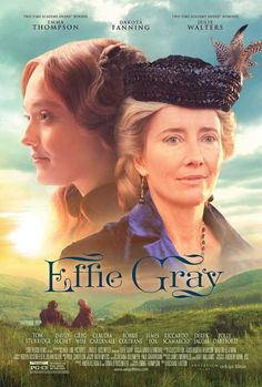Four new movie clips for the drama EFFIE GRAY starring Dakota Fanning, Emma Thompson, Julie Walters and Greg Wise. Streaming Vf, Streaming Movies, Hd Movies, Movies To Watch, Movies Online, Movies And Tv Shows, Movie Tv, Movies 2019, Internet Movies