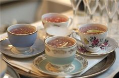 At Purple Grape Catering we have a gorgeous afternoon tea menu suitable for all budgets Food N, Food And Drink, Vintage Tea, Vintage China, Vintage Dishes, Vintage Style, Iced Tea Cocktails, Tea Party Wedding, Summer Wedding