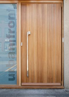 Urban Front - Contemporary front doors UK | designs e-range