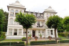 Bäderarchitektur in Bansin - Villa Astrid
