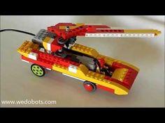 LEGO WeDo - Tank