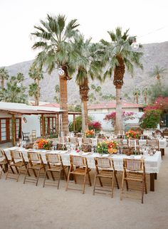 #palm-springs, #venues  Photography: Aaron Delesie Photographer - aarondelesie.com Event Production + Design: Oh, How Charming! - ohhowcharming.com Floral + Event Design: Mindy Rice - mindyrice.com  Read More: http://www.stylemepretty.com/2012/06/28/palm-springs-wedding-by-aaron-delesie-lisa-vorce-mindy-rice/