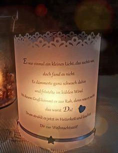 More – lantern for Christmas for the best friend – a design piece … More – lantern … Informations About Weiteres – Windlicht zu Weihnachten … Vegan Christmas, Christmas Time, Christmas Gifts, Christmas Design, Craft Gifts, Diy Gifts, Best Gifts, Pillar Candles, Candle Jars