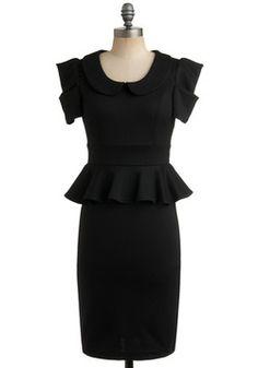 Work with Me Dress, #ModCloth