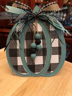 Dollar Tree Fall, Dollar Tree Decor, Dollar Tree Crafts, Fall Wood Crafts, Autumn Crafts, Decor Crafts, Wooden Pumpkin Crafts, Fall Projects, Thanksgiving Decorations