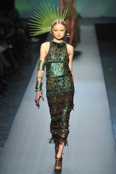 Resultado de imagem para jean paul gaultier vintage dress