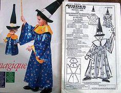 Patron couture poupee - Yakaz