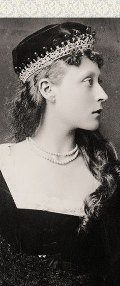 Princess Victoria of Hesse and by Rhine, Marchioness of Milford Haven