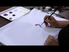 Mulher.com 06/11/2014 - Pintura Texturizada Sinos Natal por Julia Passerani - Parte 1 - YouTube