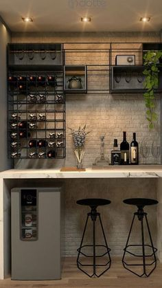 Vintage Industrial Furniture For Your Home In 2020 Home Bar