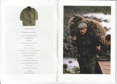 """thornproof: """" Barbour 1990 catalog 2nd edition. The Northumbria. Winter wear. """" I have this jacket. I've not used it to carry sheep though. (Do cats count?)"""
