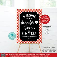 I Do Bbq Decorations I Do Bbq Couples Shower Engagement | Etsy Bbq Decorations, Wedding Shower Decorations, Printable Labels, Party Printables, Invitations, I Do Bbq, Adobe Reader, Thank You Note Cards