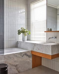 Bathroom | Surry Hills House by Fiona Lynch | est living