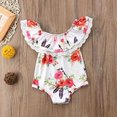 2780a0381 $14 Available in sizes Newborn, 3M, 6M & 12M Baby Items, Bodysuit