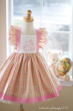 Bonnie Dress - Kinder Kouture