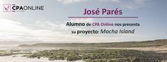 José Parés, alumno de CPA Online nos presenta su proyecto: Mocha Island