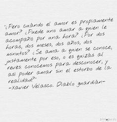 Letras encontradas navegando Diablo Guardian, Velasco, Math Equations, Thoughts, Love, Quotes, Truths, Frases, El Amor Es