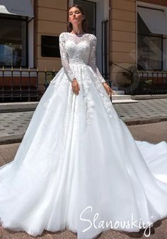 Cookie-cutter gowns not your thing? Select from a wide variety of wedding dress designs and have your dress tailored from scratch to fit you. Western Wedding Dresses, Wedding Dress Trends, Sexy Wedding Dresses, Bridal Dresses, Wedding Gowns, Wedding Lace, Mermaid Wedding, Wedding Dress Chiffon, Classic Wedding Dress