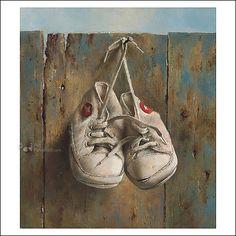 Kinderschoentjes/ kidsshoes - Marius van Dokkum