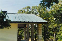 Green Horizon Loc- Central States Metal Central States, Asphalt Shingles, Metal Roof, Outdoor Decor, Green, Projects, Home Decor, Asphalt Roof Shingles, Log Projects