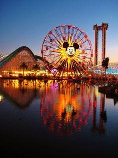 Disneyland California Adventure  April 2013 ;)