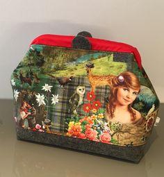 Carpet Bag, Shops, Lunch Box, Etsy, Vintage, Lobster Clasp, Bag, Gift Crafts, Handmade