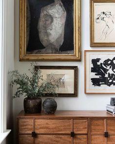 Interior Design Inspiration, Home Decor Inspiration, Decor Ideas, Wall Ideas, Decorating Ideas, Home Interior, Interior Styling, Bohemian Interior, Scandinavian Interior