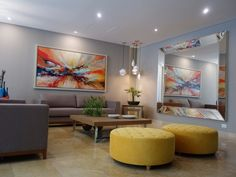 Proyecto Lobby Rio Oeste Cali