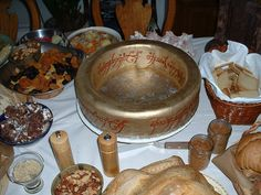 """Yet another """"One Ring Cake."""""""