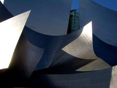 The Walt Disney Concert Hall, home of the Los Angeles Philharmonic in Downtown L. A., is spectacular inside and out, and is a photographer's dream come true. Congratulations to architect Frank Gehry and to everyone in L. A. who contributed to this masterpiece.