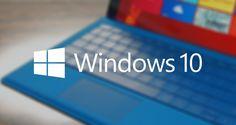 Windows 10 Fırından Yeni Çıktı - http://www.tnoz.com/windows-10-firindan-yeni-cikti-59091/