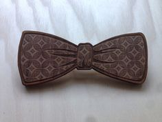 Hey, I found this really awesome Etsy listing at https://www.etsy.com/listing/190155571/laser-cut-wood-bow-tie